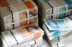 यूकेबाट ५० अर्ब डलर बराबरका बैंक नोट गायब !